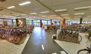 Innenansicht: Hürter Zweirad GmbH Fahrrad XXL