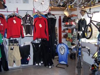 Bike Shop Fahrrad-Garage
