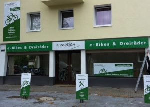 e-motion Premium Shop Köln