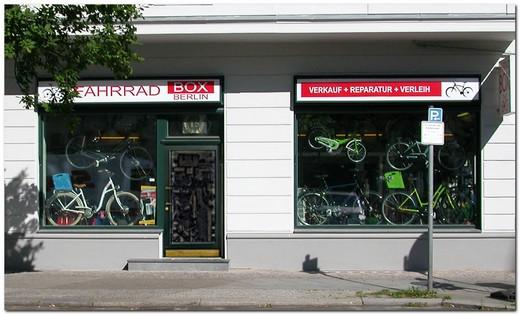Fahrrad Box Berlin
