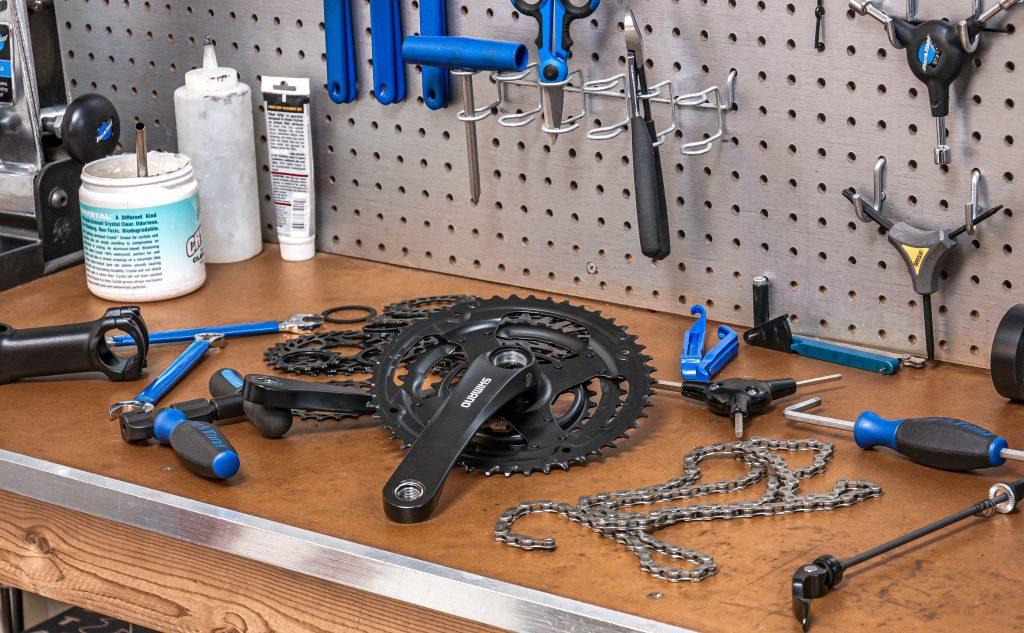 E-Bike Werkstatt