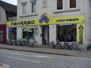 fahrrad und meer 300x226